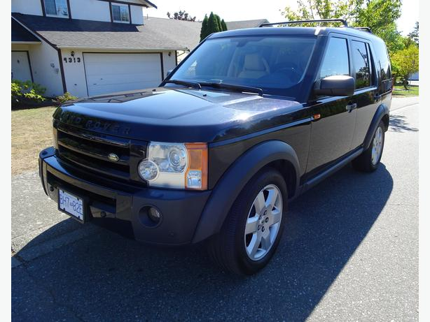 2006 Land Rover LR3 HSE - 7 Seater - AWD - Showroom model ! Saanich