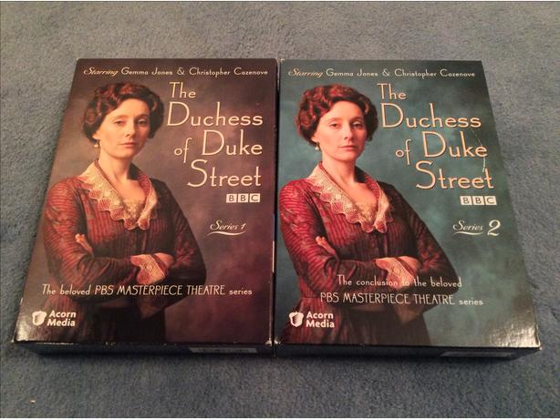 Duchess of Duke Street (BBC)