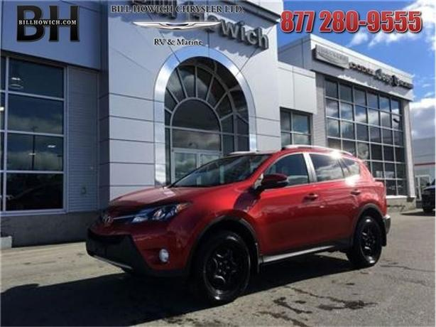 2014 Toyota Rav4 XLE - Sunroof -  Siriusxm - $146.56 B/W
