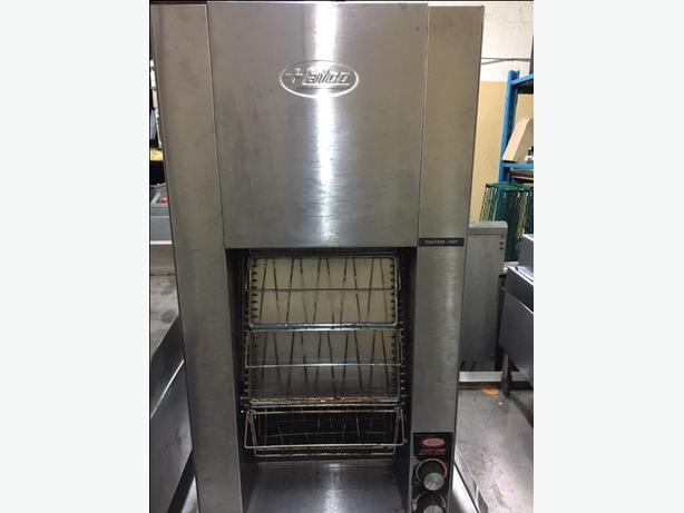 Hatco Vertical Conveyor Toaster With Warranty