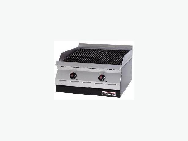 """Garland ED-30B 30"""" Electric Countertop Charbroiler"""