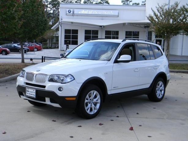 2010 BMW X3 SUV