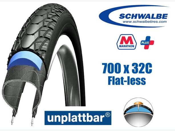Road Tires ~ 700c x 32 NEW