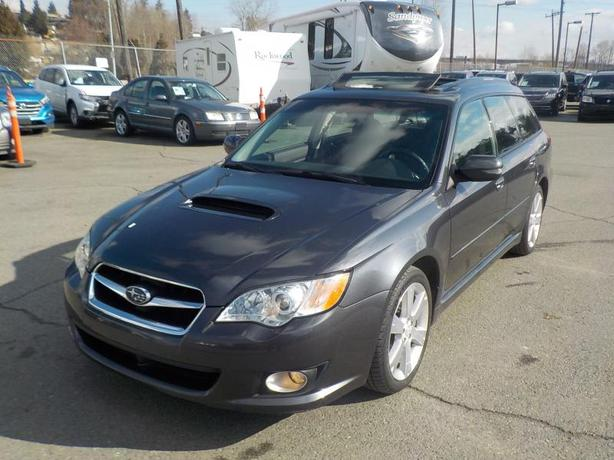 2008 Subaru Legacy Wagon 2.5 GT Limited with Sport Sharp Automatic