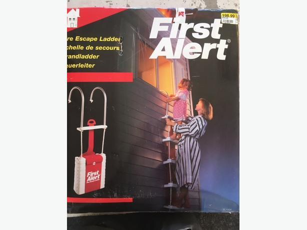 First Alert Fire Esacape Ladder