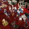 Swarovski crystal figurines, ornaments, collectibles and jewellery