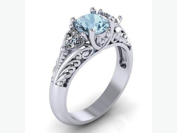 Vintage Stone Set Ring