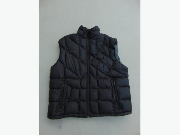 Winter Coat Men's Size X Large  Columbia Down Feathers Filled  Vest