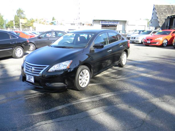 2014 NISSAN SENTRA LOW KMS! you work you drive!! 99% finance approved!