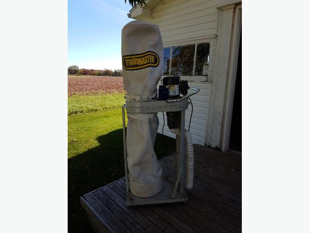 shop dust collector
