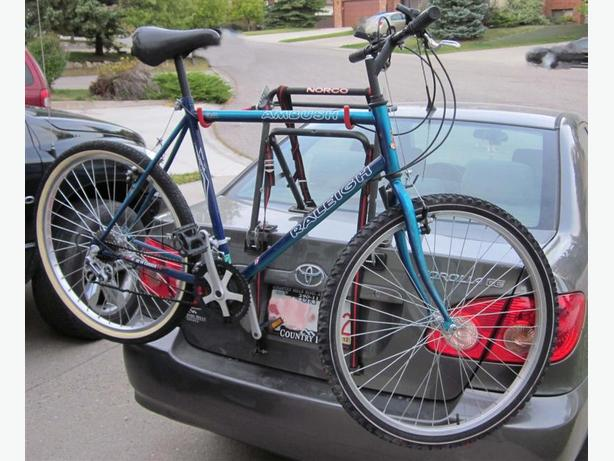 Bike Rack ~ Norco