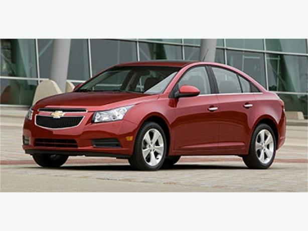 2014 Chevrolet Cruze LT Low Km's Back-Up Camera