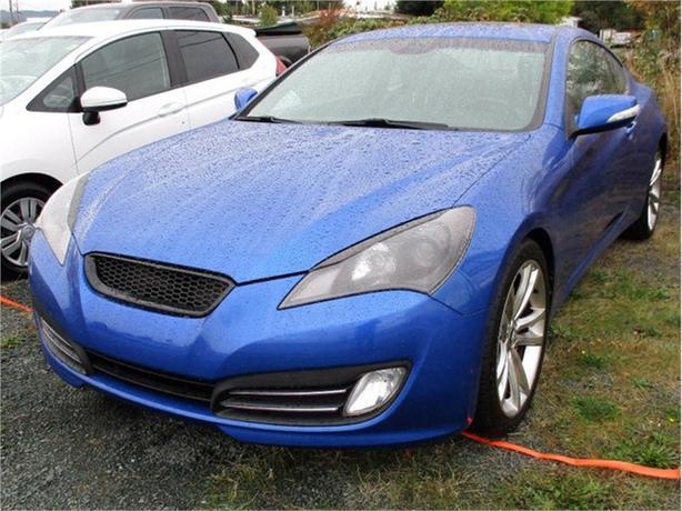 2010 Hyundai Genesis Coupe 3.8 GT Navigation