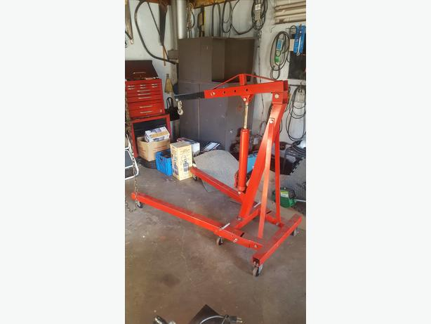 2 Ton Cherry Picker