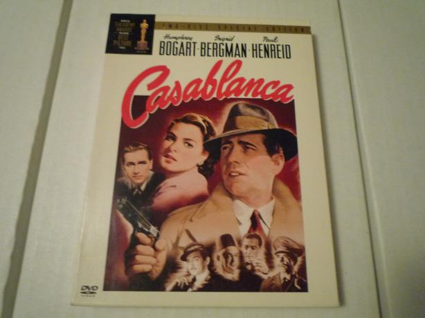 Casablanca 2-Disc Special Edition