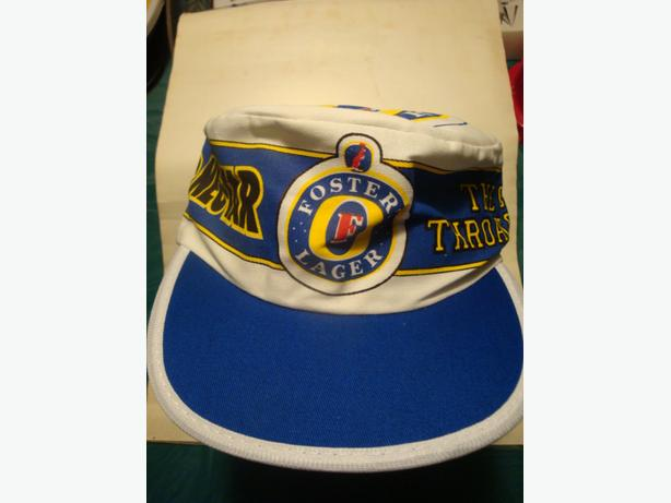 Vintage Fosters Lager Beer Hat