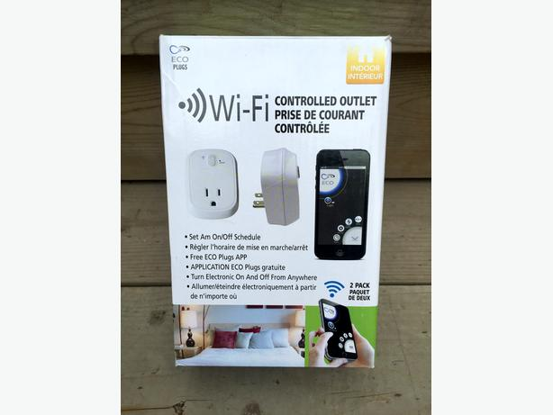 ===Sealed=== 2 Pack wifi/free cloud smart plug $30