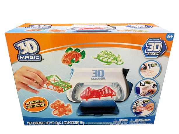 ===Sealed====3D Magic 3D Maker $25 ==NEW==