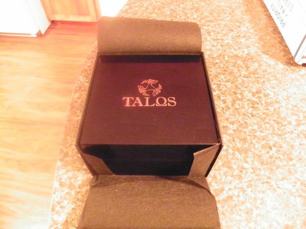 Talos Diamond Watches