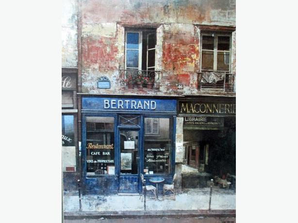 Bertrand Print by Chiu Tak Hak