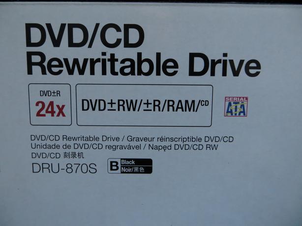 sony dvd rw dru-870s ata driver
