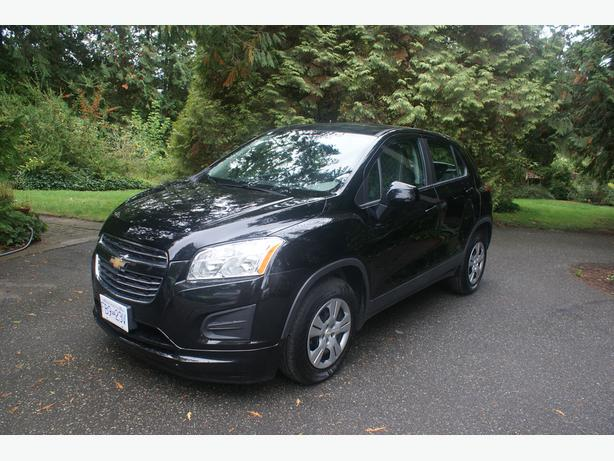 2016  GM  TRAX Lt -SUV  2wh.drv  6 speed  manual transmission