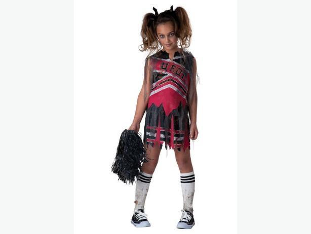 Spiritless Cheerleader Costume