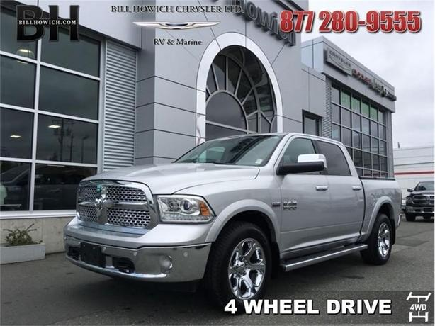 2014 Ram 1500 Laramie - Leather Seats - Air - $234.51 B/W