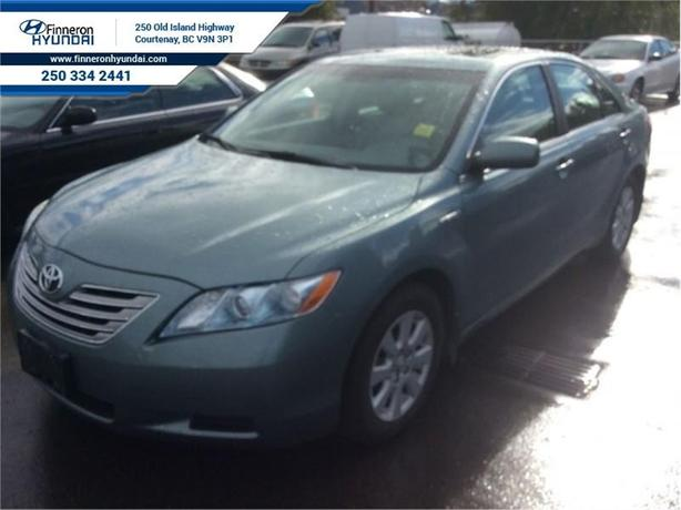 2008 Toyota Camry Hybrid - one owner - local