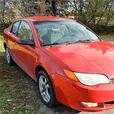 SATURN ION COUPE BUT 4 DOOR  AMAZING SHAPE AND SPEC