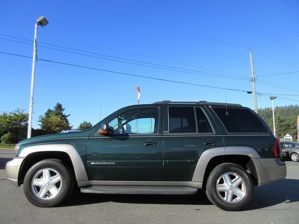 2002 Chevrolet Trailblazer - BC ONLY - 4WD