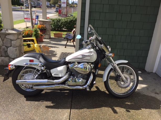 2009 Honda Shadow Sprit $3500 OBO