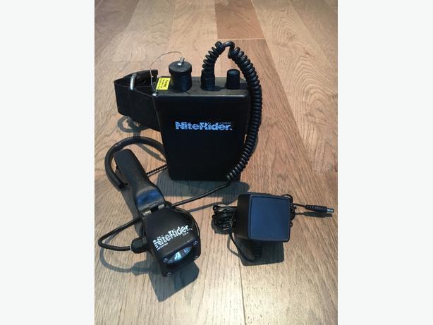OBO, NiteRider HID Dive Light, 15Watt Single Beam