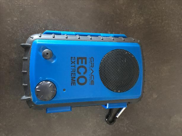 Waterproof audio speaker case