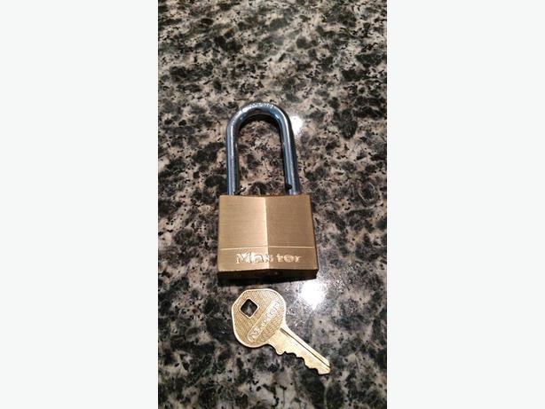 Master padlock