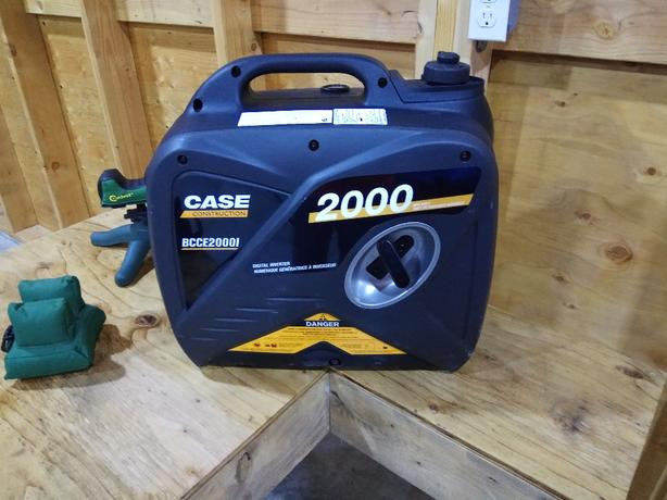 Case 2000 Generator