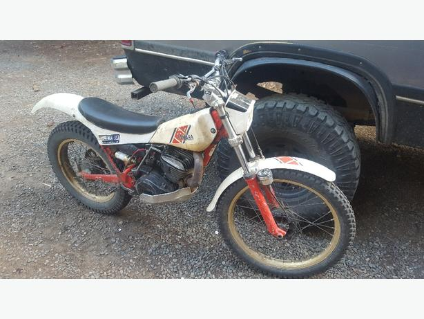 WANTED:  looking for a 1986 yamaha ty350 gas tank