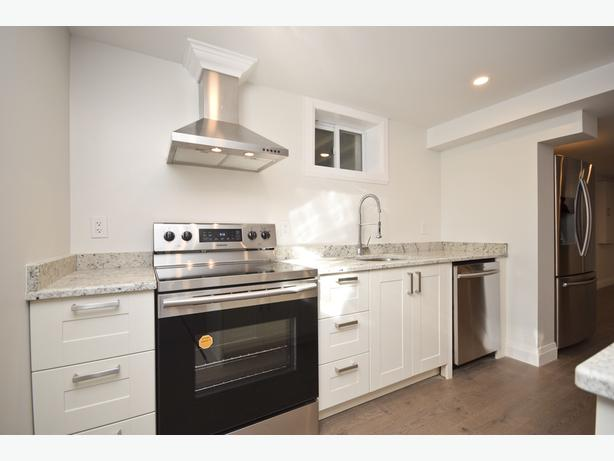New 1100sqft Suite with parking | 2Bdr, 1Bath | (Overbrook)
