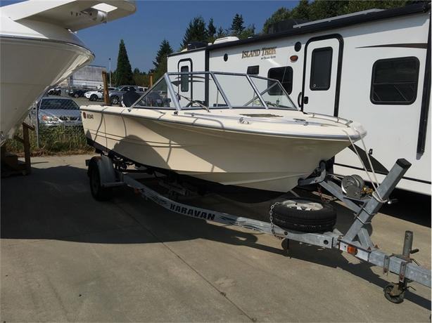 1992 Double Eagle Boat -