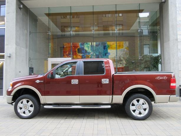 2007 Ford F150 King Ranch SuperCrew 4x4 - ON SALE! - FULLY LOADED!