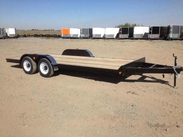 "2018 CJay 18ft Car Hauler (2-3500axles/15""Tires)"