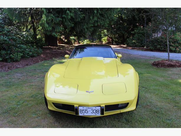 1979 Chevrolet L82 Corvette