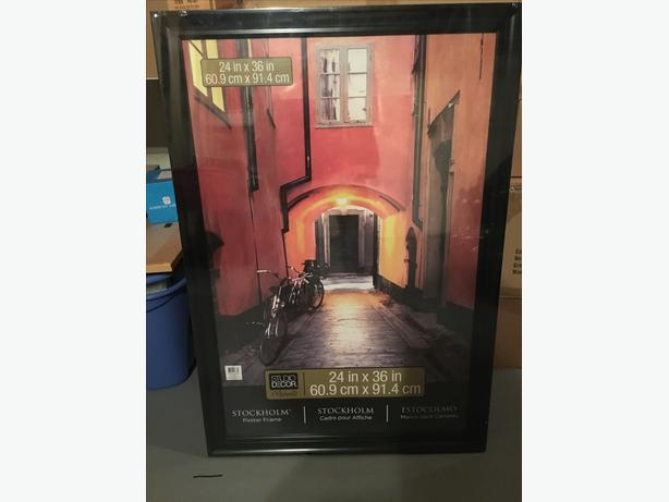 "Stockholm Poster/Picture Frame - 24""x36"""