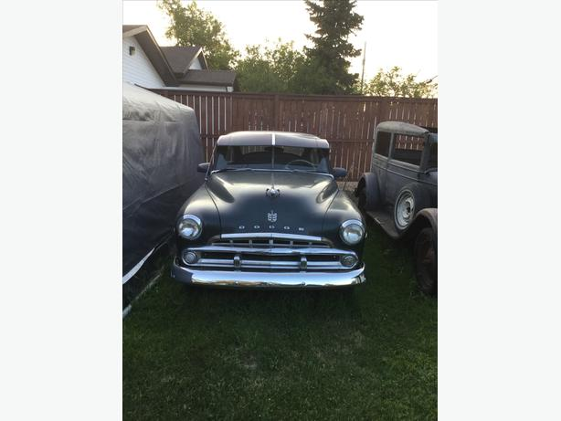 Super Rare 1951 Dodge Kingsway 2dr fastback