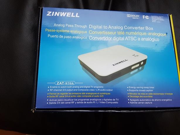 TV Digital Box