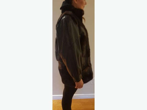Mink Fur Coat (Short)