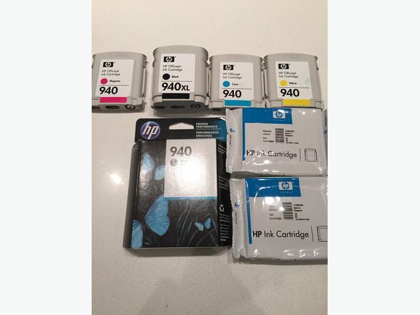 Genuine HP Ink Cartridges (HP940)