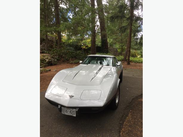 1978 Silver Anniversary Corvette