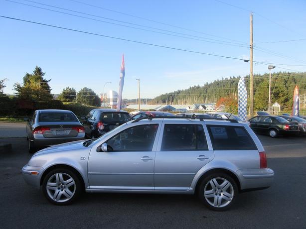 2003 Volkswagen Jetta GLS - BC ONLY - LEATHER