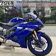 2017 Yamaha YZF-R6 ABS Sport Bike  * A rare find in the Used market! *